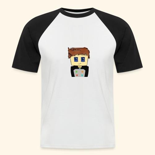 Bayrix - Männer Baseball-T-Shirt