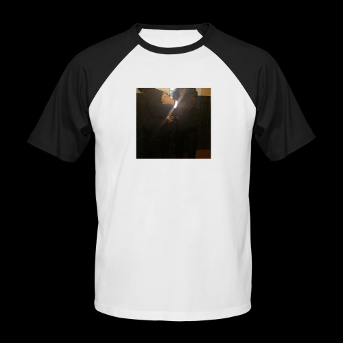 freegia - Kortærmet herre-baseballshirt