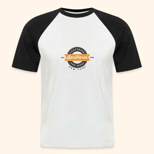 29 Spritterei LOGO 10 01 png - Männer Baseball-T-Shirt
