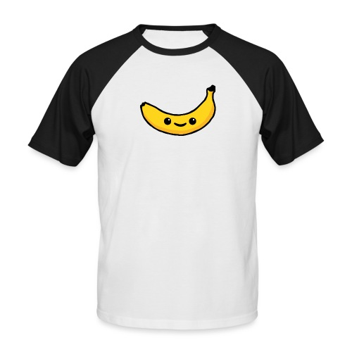 Alles Banane! - Männer Baseball-T-Shirt