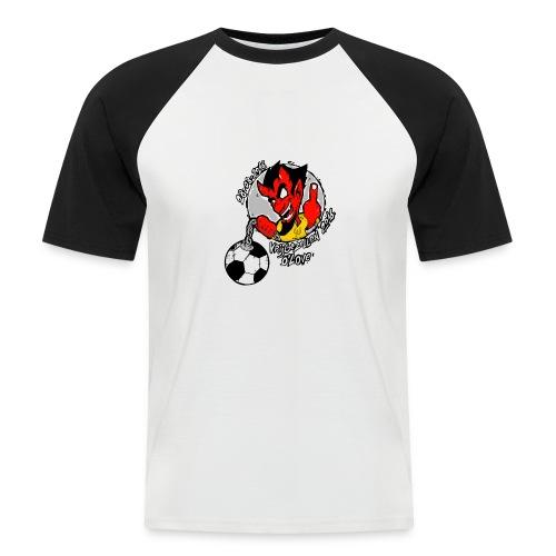 o'love - Mannen baseballshirt korte mouw