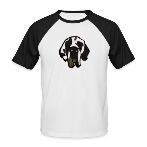 5 png - T-shirt baseball manches courtes Homme