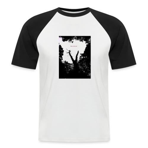 Scarry / Creepy - Men's Baseball T-Shirt