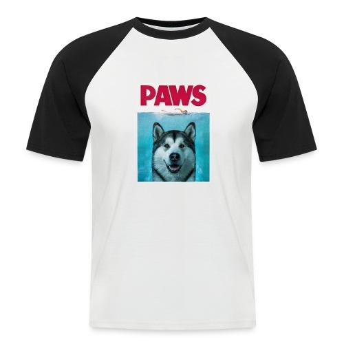 paws 2 - Men's Baseball T-Shirt