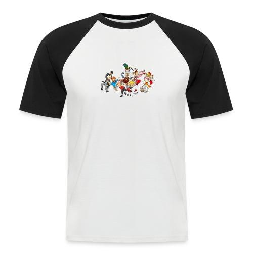 Kölner Originale - Männer Baseball-T-Shirt