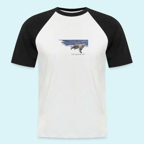 Polar-Blues-SpSh - Men's Baseball T-Shirt