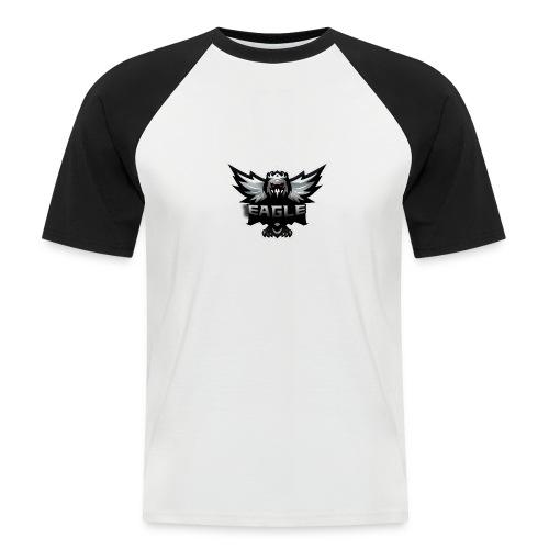 Eagle merch - Kortærmet herre-baseballshirt