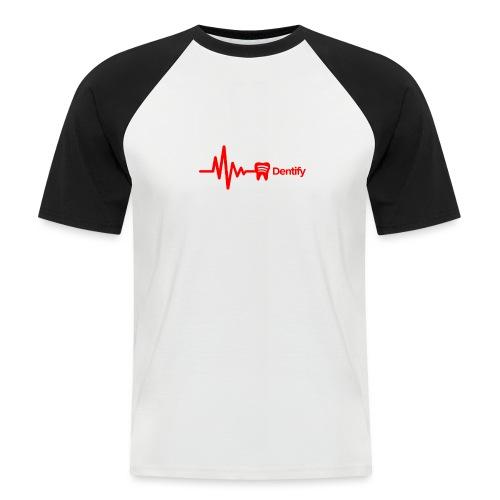 line - Camiseta béisbol manga corta hombre