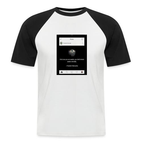 81F94047 B66E 4D6C 81E0 34B662128780 - Men's Baseball T-Shirt