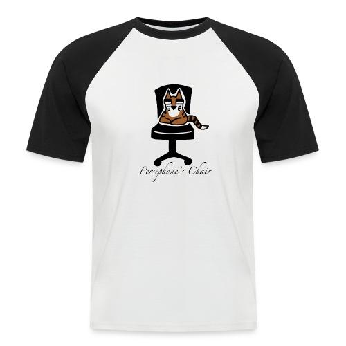 Persephone's Chair - Men's Baseball T-Shirt