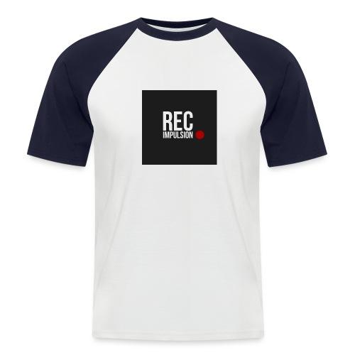 REC - T-shirt baseball manches courtes Homme