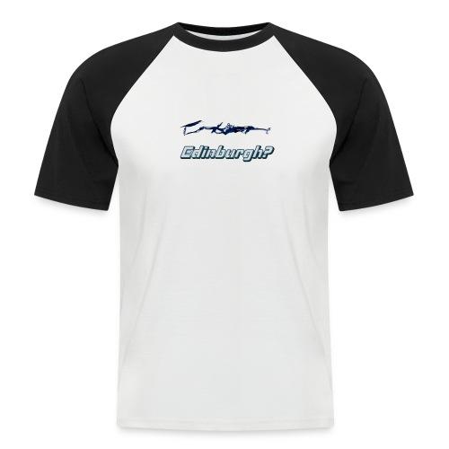 Edinburgh? - Men's Baseball T-Shirt