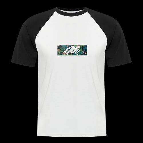 GABE FLOW - Männer Baseball-T-Shirt