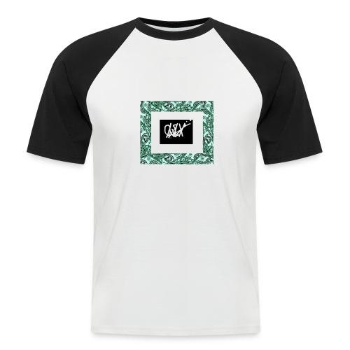 MONEY RAIN - Camiseta béisbol manga corta hombre