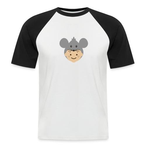 Mr Mousey   Ibbleobble - Men's Baseball T-Shirt