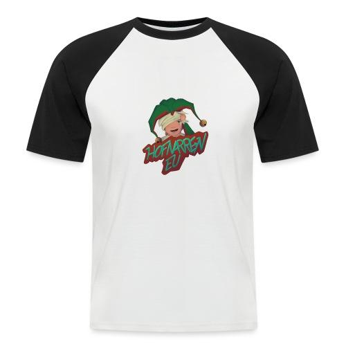 hofnarren_eu Twitch - Kortærmet herre-baseballshirt