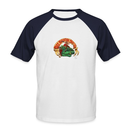 DiceMiniaturePaintGuy - Men's Baseball T-Shirt