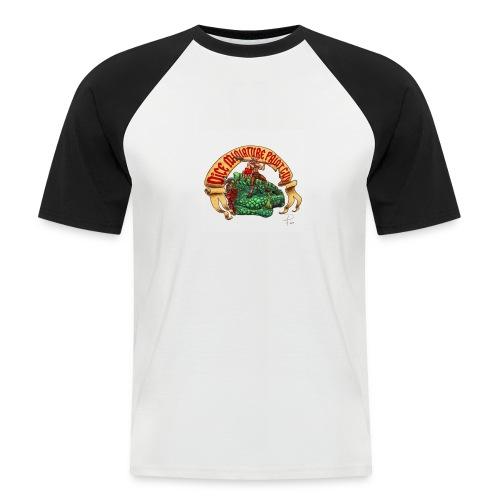 DiceMiniaturePaintGuy - Men's Baseball T-Shirt