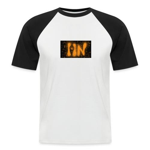 Logró de tienda - Camiseta béisbol manga corta hombre
