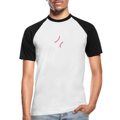 Baseball Logo iCoach - Men's Baseball T-Shirt