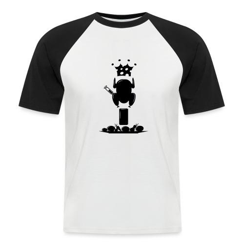 Bella maglietta per le donne 2 - Maglia da baseball a manica corta da uomo