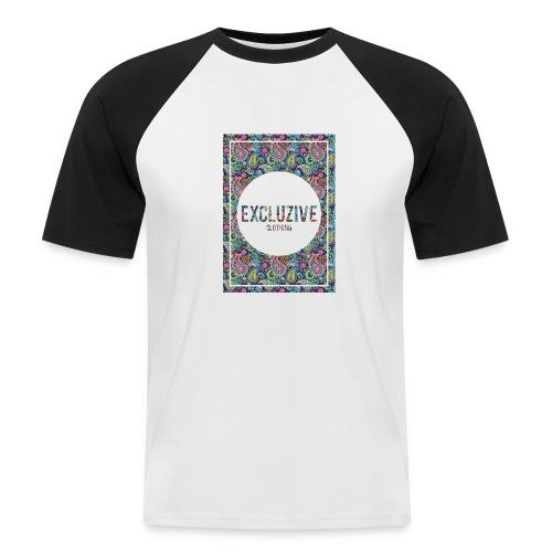 Colour_Design Excluzive - Men's Baseball T-Shirt