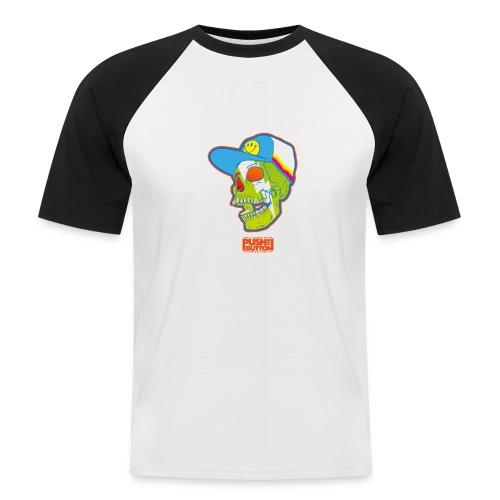 Ptb Skullhead 2 - Men's Baseball T-Shirt