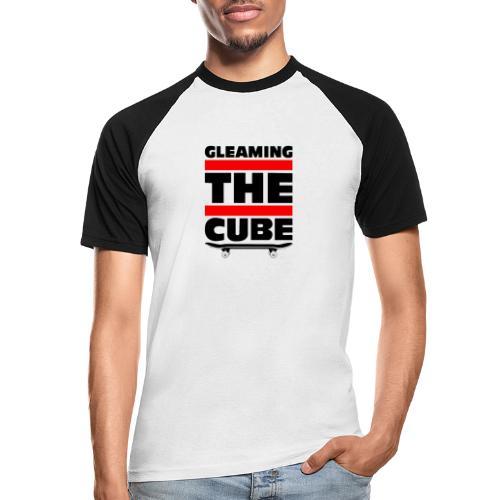 GleamingTheCubeWhite 01 01 - Camiseta béisbol manga corta hombre