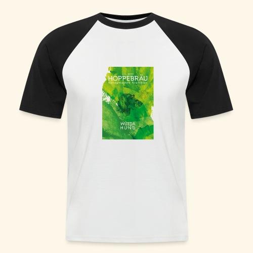 Wuida Hund - Männer Baseball-T-Shirt