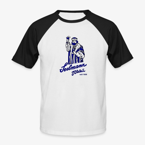 krugNovA2 gif - Männer Baseball-T-Shirt
