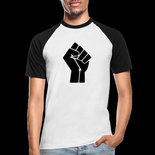 NEGRU LIVES MATTER - T-shirt baseball manches courtes Homme