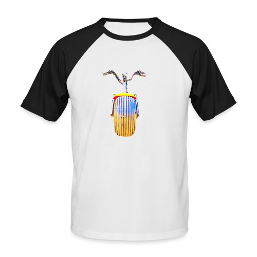 Scooter - T-shirt baseball manches courtes Homme