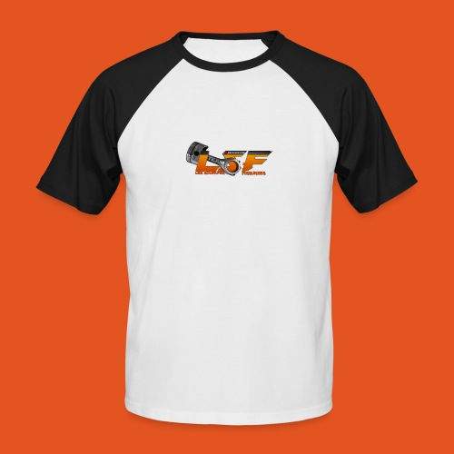 LSFlogo - T-shirt baseball manches courtes Homme