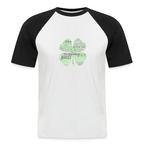 Skjermbilde_2016-06-18_kl-_23-25-24 - Kortermet baseball skjorte for menn