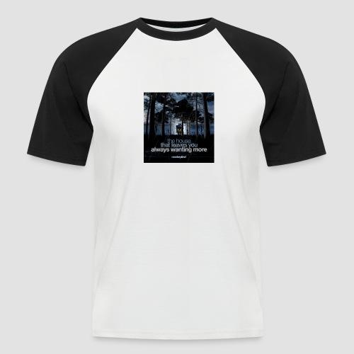 The House - Men's Baseball T-Shirt
