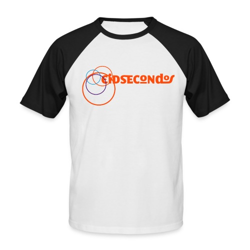 Eidsecondos better diversity - Männer Baseball-T-Shirt