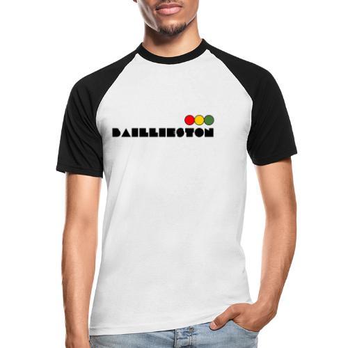 baillieston - Men's Baseball T-Shirt