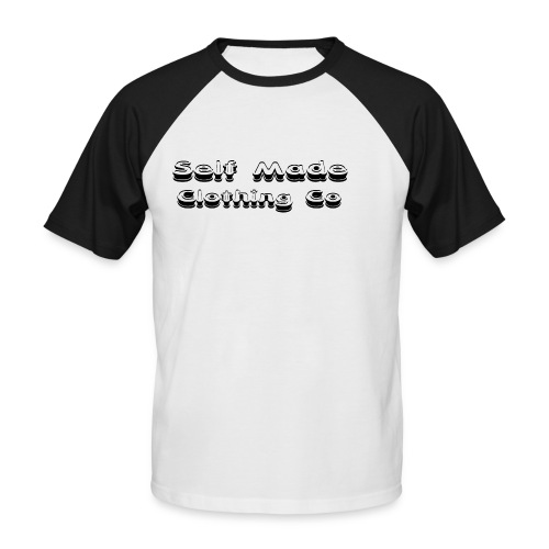 3D - Men's Baseball T-Shirt