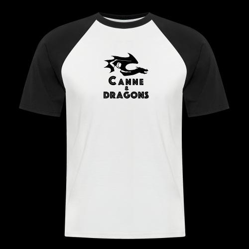 logoC D N B2 - T-shirt baseball manches courtes Homme