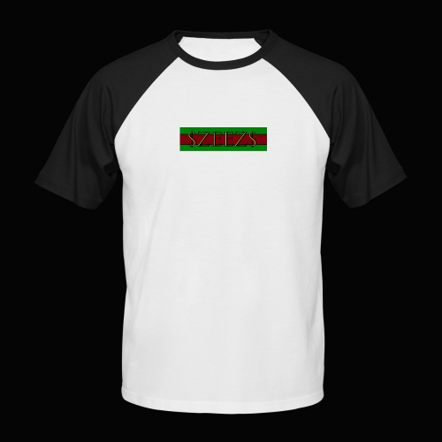 guicceez - T-shirt baseball manches courtes Homme