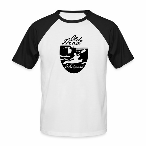 old head - Men's Baseball T-Shirt