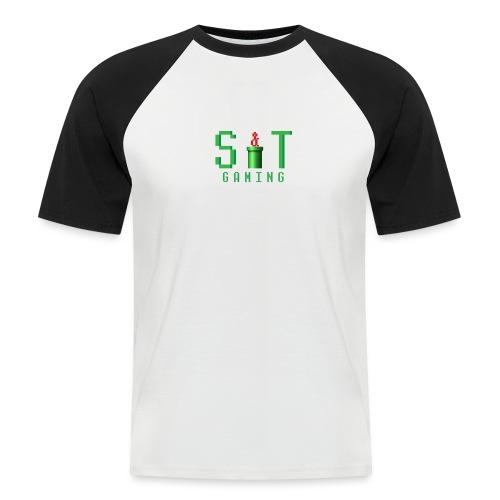 ST Mario Red - Men's Baseball T-Shirt