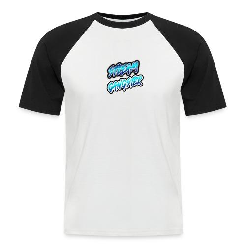 StreamGangsterMerchandise - Mannen baseballshirt korte mouw
