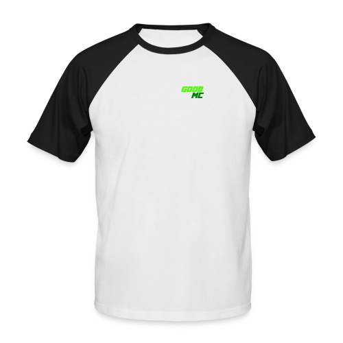 GoodMC Server merchandis - Mannen baseballshirt korte mouw