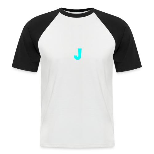 Jeffke Man T- Shirt - Mannen baseballshirt korte mouw