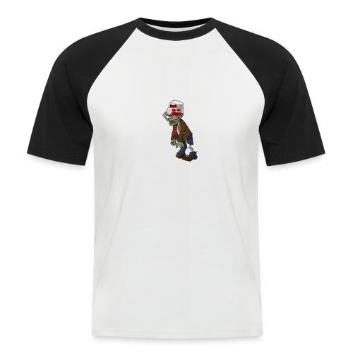 Back on my Mind - Männer Baseball-T-Shirt