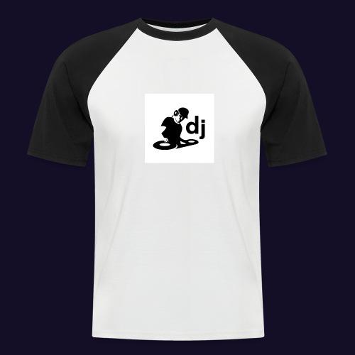 DJ Vinyl Sticker Wall Window Car Window Laptop Gra - Männer Baseball-T-Shirt