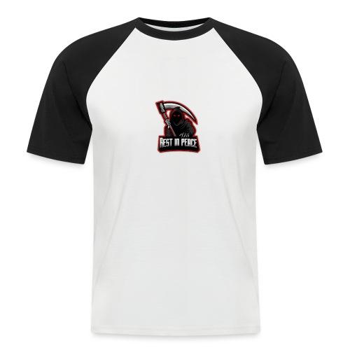 RIP - Männer Baseball-T-Shirt