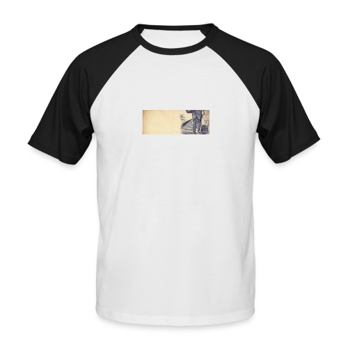 solo.pigion - T-shirt baseball manches courtes Homme