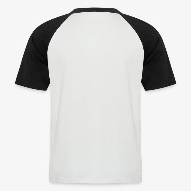 Vorschau: Keine Macken Pferd - Männer Baseball-T-Shirt